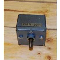 Getriebe für Beltron 60/II Typ G8N