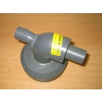 FilterKopf PVC