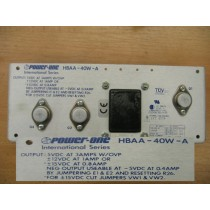 Power One HBAA-40W-A für PE Stanze