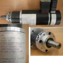 E - Motor i = 63.27 / 20 Nm max. eta = 080