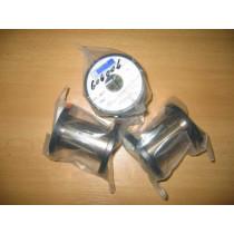 Fa. Feinmetall Leiterzugdraht, Flachdraht 0,022x0,070mm 115m