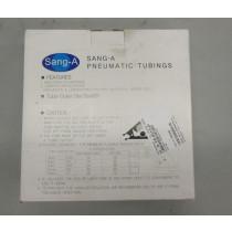 SANG-A, Polyurethan, klar, 4 x 2,5mm, Preis pro Meter