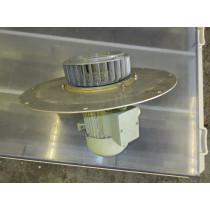 Gebläse Siemens, Durchmesser 18 cm