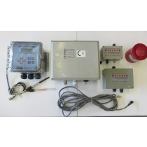 Walchem Iwaki Electroless Nickel Controller WNI410/411 Series