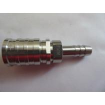 Kupplungsstecker FKM  13,00 mm DN6-1,4