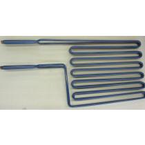 Kühlschlange  Doppelt   Breite 43 cm - Länge bis Verschraubung 97 cm NEU
