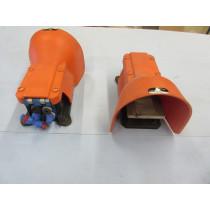 Fußschalter Specken- Drumag mit Schutzhaube